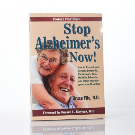 BOOK STOP ALZHEIMER'S