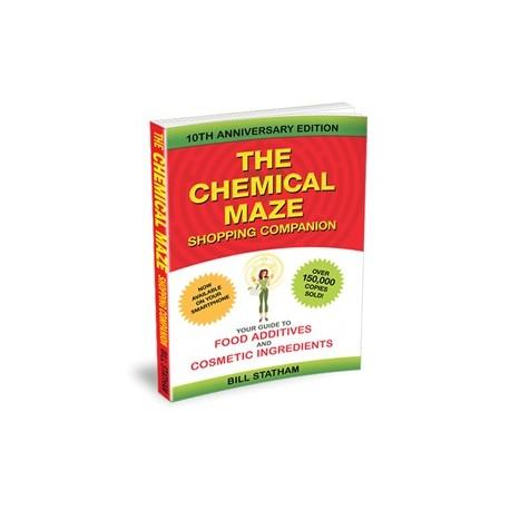 BOOK CHEMICALMAZE COMPANION