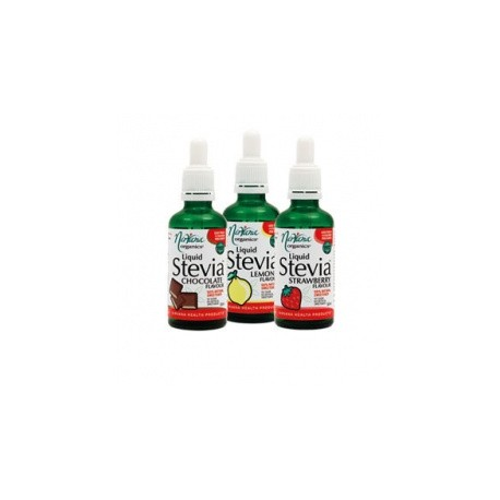 NIRVANA ORGANICS LIQUID STEVIA CHERRY 50ML