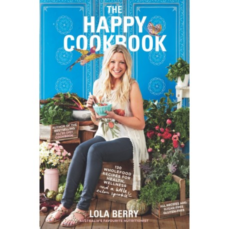 BOOK THE HAPPY COOKBOOK