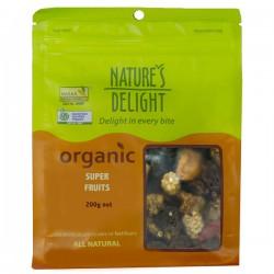 NATURES DELIGHT SUPER FRUITS 200G