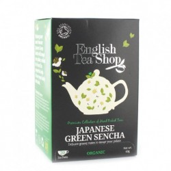 ENGLISH TEA SHOP JAPANESE GREEN SENCHA 20PK