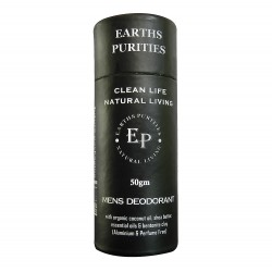 EARTHS PURITIES NERO DEODORANT ROLLON 50ML