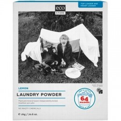 ECOSTORE LAUNDRY POWDER LEMON 2KG