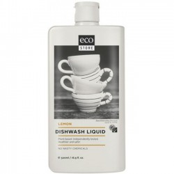 ECOSTORE DISHWASH LIQUID LEMON 500ML