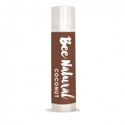 BEE NATURAL COCONUT LIP BALM 5ML
