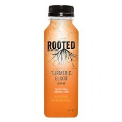 ROOTED TURMERIC ELIXIR 350ML