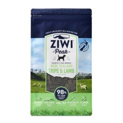 ZIWIPEAK NEW ZEALAND TRIPE & LAMB DOG FOOD 454G