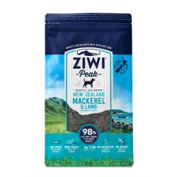 ZIWIPEAK NEW ZEALAND MACKEREL & LAMB DOG FOOD 1KG