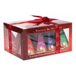 ENGLISH TEA SHOP CHRISTMAS GIFT BOX SANTA 24G