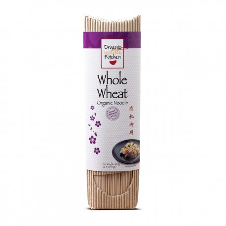 ORGANIC NOODLE KITCHEN WHOLE WHEAT NOODLES 200G