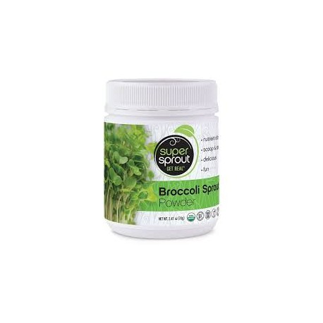 SUPER SPROUT BROCCOLI SPROUT POWDER 150G