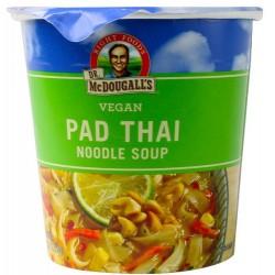 DR MCDOUGALL'S VEGAN PAD THAI NOODLE SOUP 56G