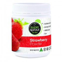 SUPER SPROUT STRAWBERRY POWDER 150G