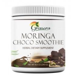 GRENERA ORGANIC MORINGA SMOOTHIE MIX CHOCO 100G
