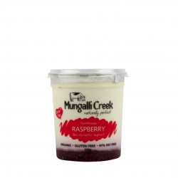 MUNGALLI CREEK RASPBERRY YOGHURT 500G
