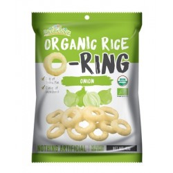 RICELICIOUS ORGANIC RICE O-RING ONION 40G