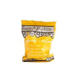 FOOD TO NOURISH LUSCIOUS LEMON BLISS BALL 45G