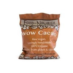 FOOD TO NOURISH WOW CACAO BLISS BALL 45G
