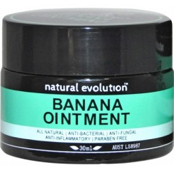 NATURAL EVOLUTION BANANA OINTMENT 30ML