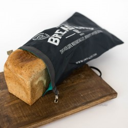 ONYA BREAD BAG CHARCOAL 1PK