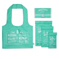 ONYA BULK FOOD BAG STARTER KIT AQUA