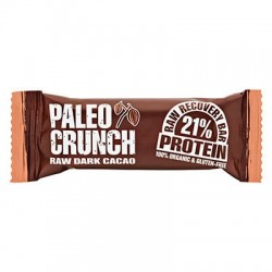 PALEO CRUNCH RAW DARK CACAO 47G