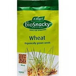 VOGEL BIONACKY WHEAT ORGANICALLY GROWN SEEDS 100G