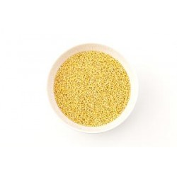 WILLOWVALE HULLED MILLET 500G