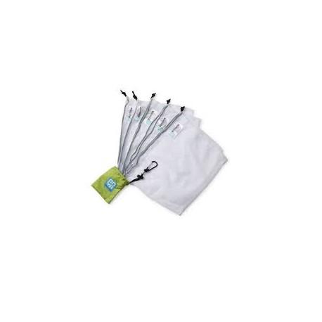 ONYA REUSABLE PRODUCE BAGS 5 PACK PURPLE