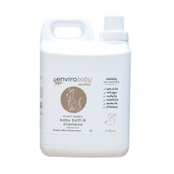 ENVIROBABY SENSITIVE BABY BATH AND SHAMPOO 2L