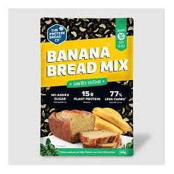 THE PROTEIN BREAD CO PROTEIN BANANA BREAD MIX 340G