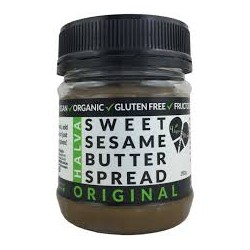VEGAN MADE DELIGHTS SWEET SESAME BUTTER ORIGINAL 250G