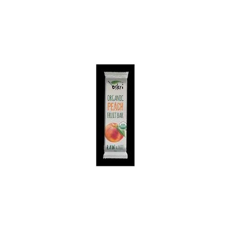 OSKRI ORGANIC PEACH FRUIT BAR 35G
