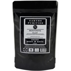 EARTHS PURITIES BENTONITE CLAY FOOD GRADE 250G