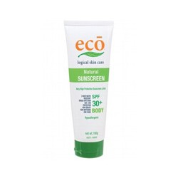 ECO BODY S/SCREEN SPF30 100G
