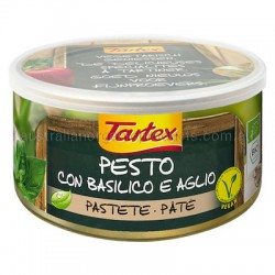 TARTEX PESTO PATE 125G