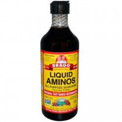 BRAGG LIQUID AMINOS ALL PURPOSE SEASONING 473ML