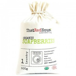 THAT RED HOUSE ORGANIC LAUNDRY SOAP BERRIES 500G