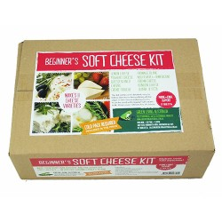 GREEN LIVING AUSTRALIA BEGINNERS SOFT CHEESE KIT