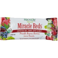 MACROLIFE MIRACLE REDS BAR 42G