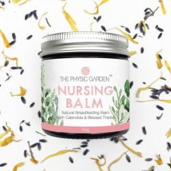 THE PHYSIC GARDEN NURSING BALM 50G