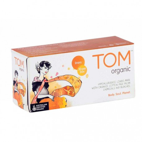 TOM ULTRA THIN LINERS 30PK