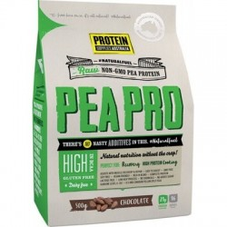 PROTEIN SUPPLIES AUSTRALIA PEA PRO CHOCOLATE 500G
