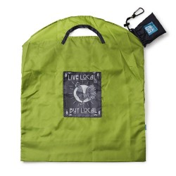 ONYA REUSABLE SHOPPING BAG LARGE GREEN