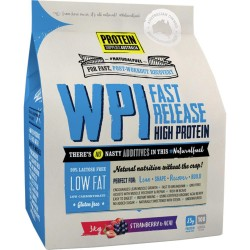 PROTEIN SUPPLIES AUSTRALIA WPI FAST RELEASE STRAWBERRY & ACAI 3KG