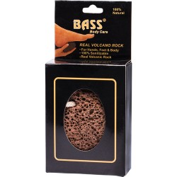 BASS BODY CARE REAL VOLCANO ROCK