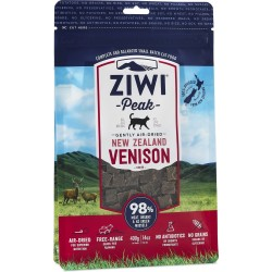 ZIWI PEAK GENTLY AIR-DRIED NEW ZEALAND VENISON 400G