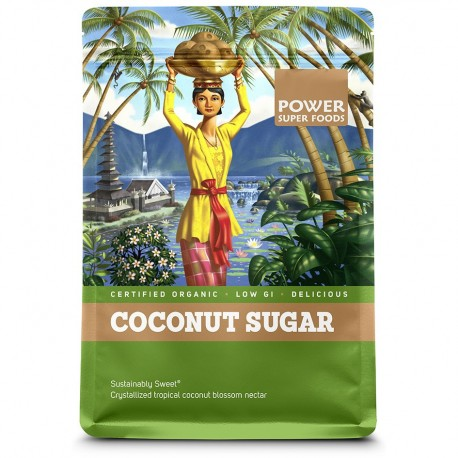 POWER SUPERFOODS AUSTRALIA COCONUT SUGAR 500G