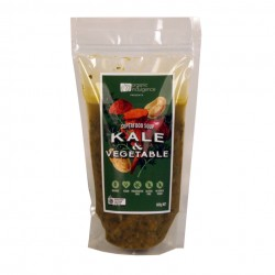ORGANIC INDULGENCE SUPERFOOD SOUP KALE & VEGETABLE 600G